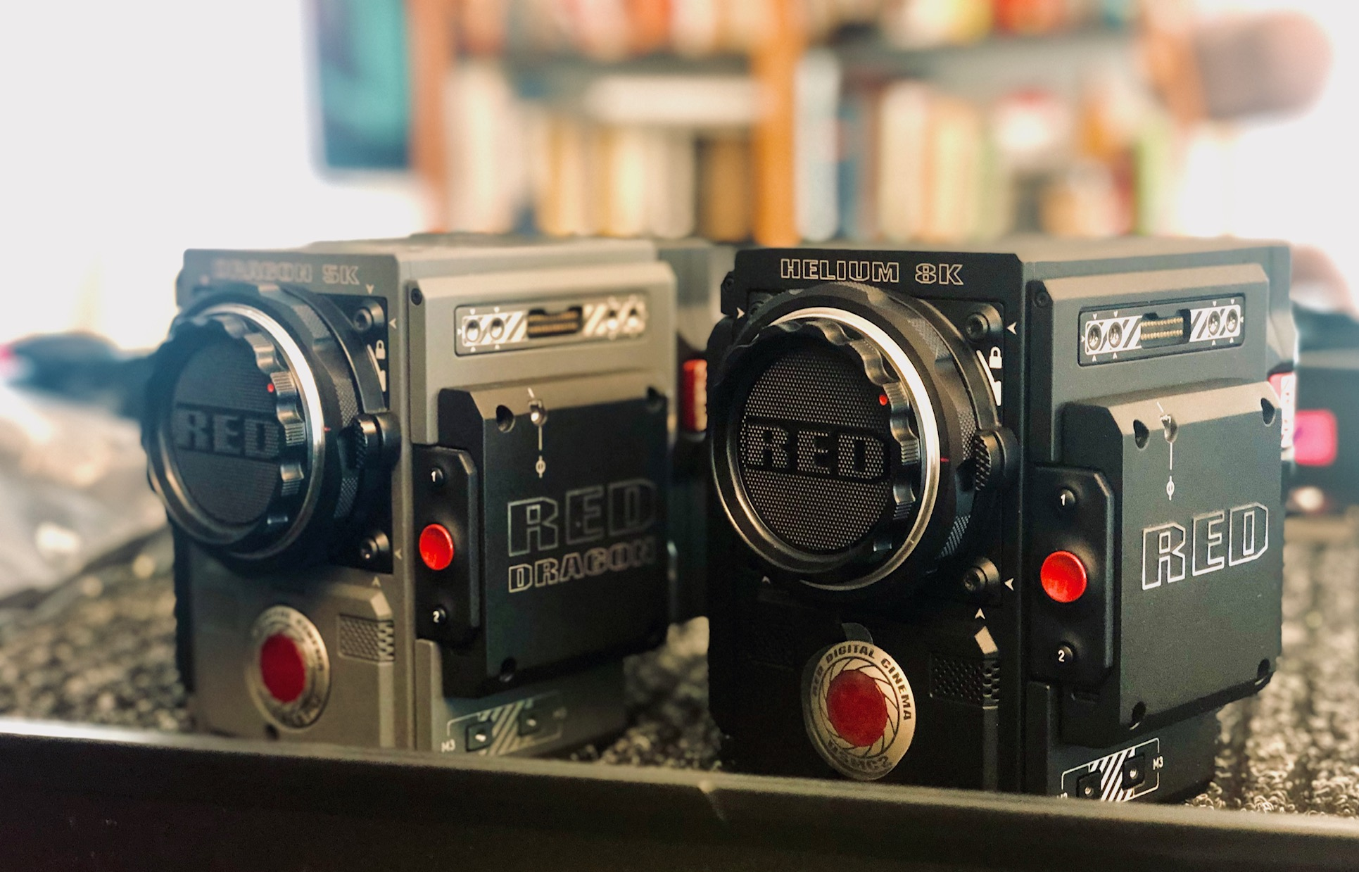 RED Camera 8K Palermo