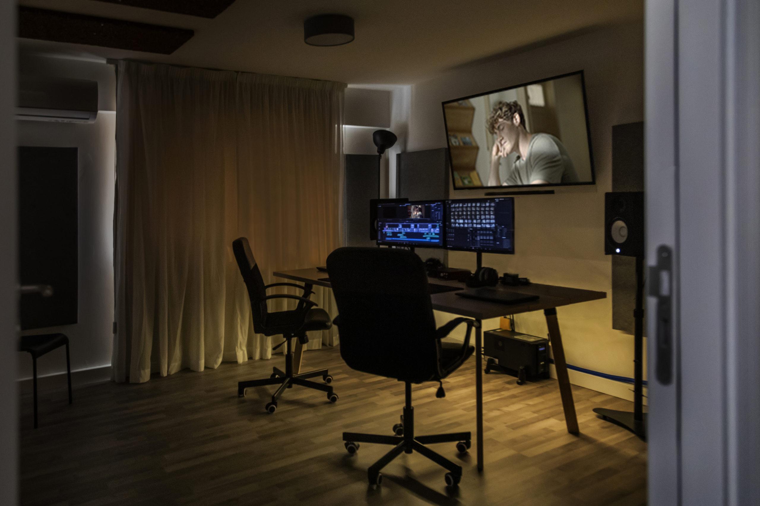 sala editing video